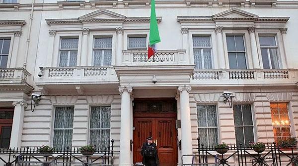 سیاست خارجی سفارت