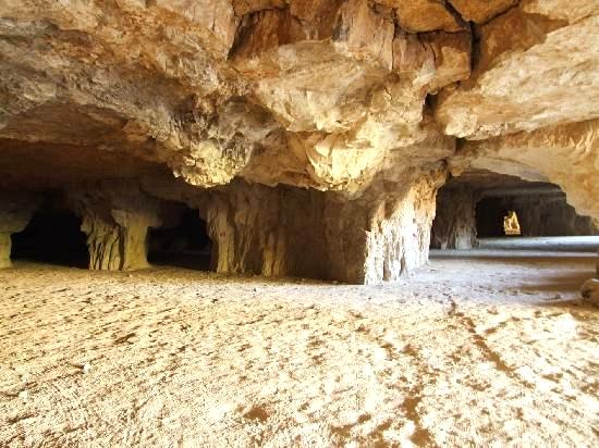 آشنایی با غار سنگتراشان - فارس
