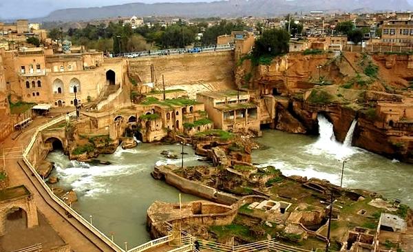 جاذبه های گردشگری استان خوزستان