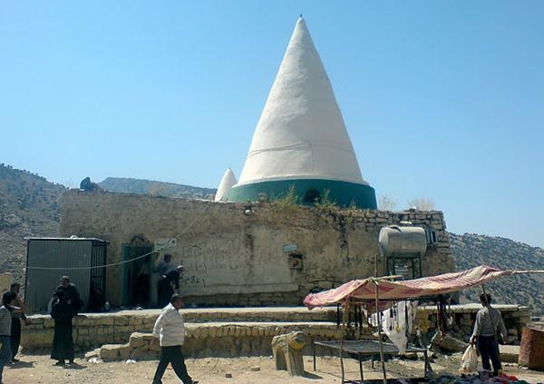 آشنایی با بقعه امامزاده سلطان ابراهیم (ع) - خوزستان