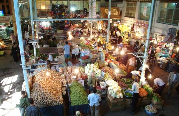آشنایی با بازار تجریش - تهران