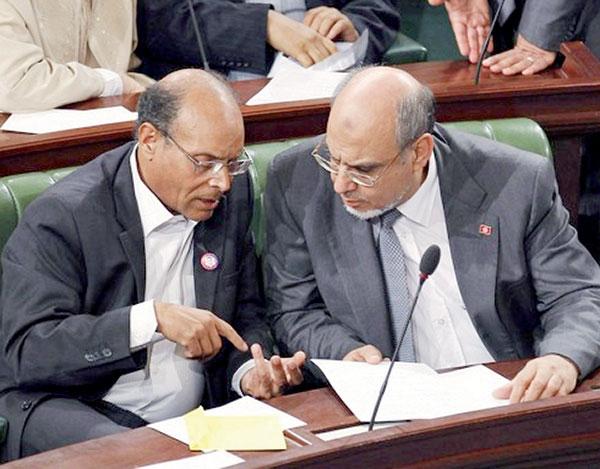 ادای سوگند رئیسجمهور جدید تونس