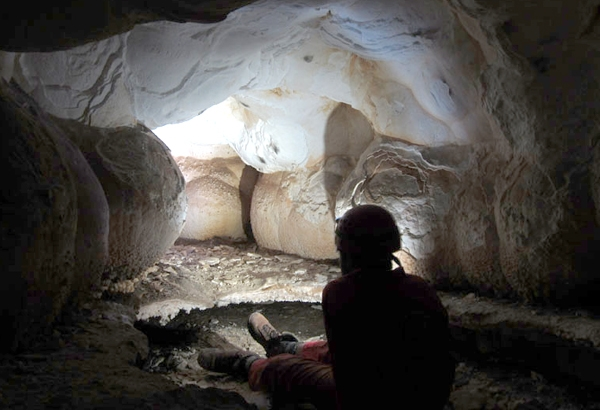 آشنایی با غار یکه چاه - مرکزی