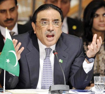 زرداری پاکستان