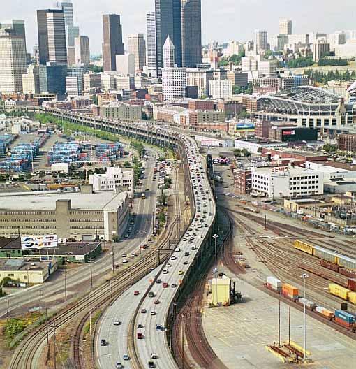کلان شهر و حمل و نقل