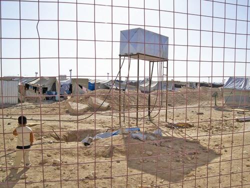 اردوگاه فلسطینیان