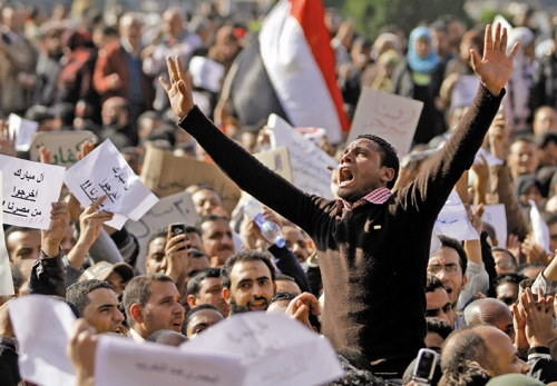 مصر - تظاهرات