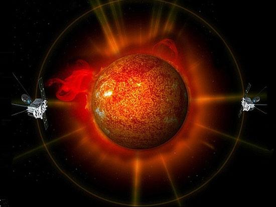 ناسا تصاویر 360 درجه از خورشید را منتشر کرد