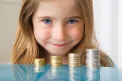 آموزش مالی به کودکان