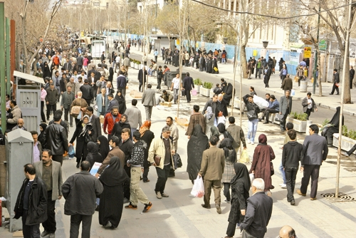 سهم مردم در اداره پایتخت