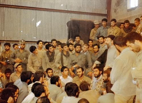 بهشتی - انقلاب