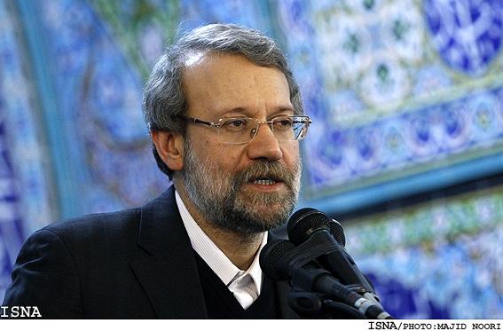 لاریجانی رئیس مجلس