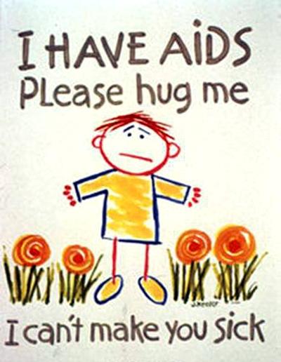 نقاشی ایدز