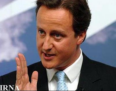 دیوید کامرون نخست وزیر انگلیس