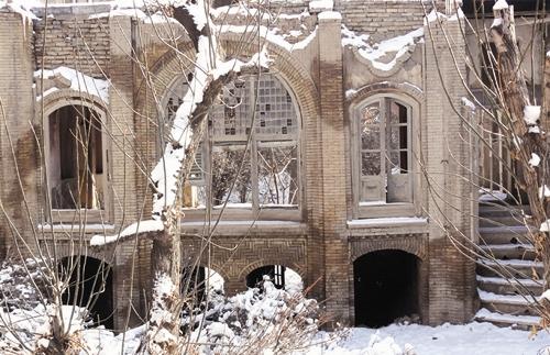 خانه تاریخی نراقی همدان