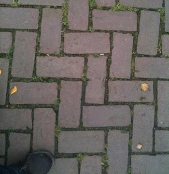 سنگ فرش اتوماتیک خیابانها