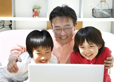 اینترنت خانواده