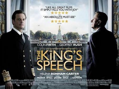 سخنرانی پادشاهی / فیلم