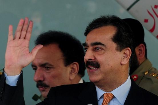 کابینه پاکستان استعفا داد