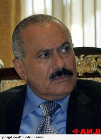 یمن علی عبدالله صالح