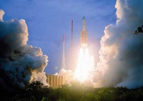 پرتاب سفینه به فضا