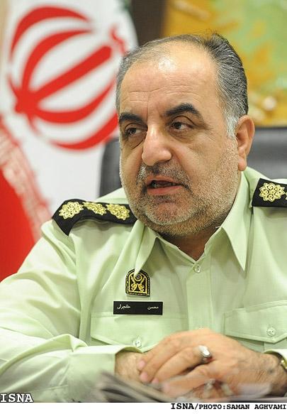 اعلام تمهیدات پلیس درچهارشنبهسوری و تعطیلات نوروز