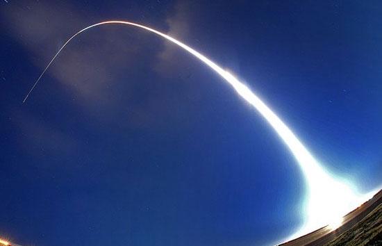ماهواره 424 میلیون دلاری ناسا در اقیانوس آرام غرق شد