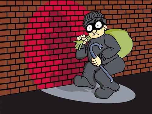 طرح - دزدی