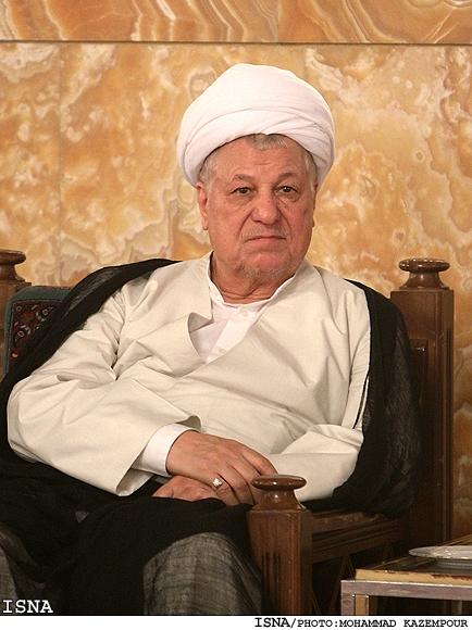 دیدار 60 عضو خبرگان رهبری با هاشمی رفسنجانی