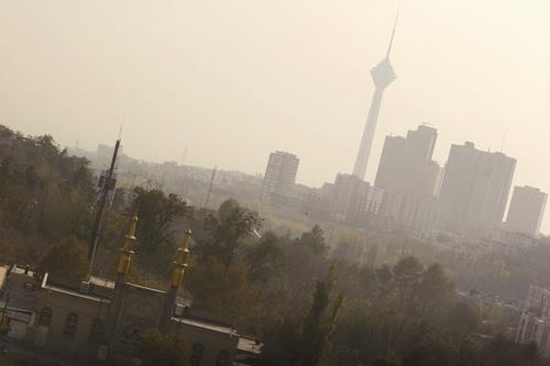 تهران - آلودگی هوا