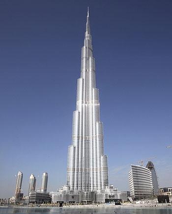 آشنایی با برج خلیفه - دبی