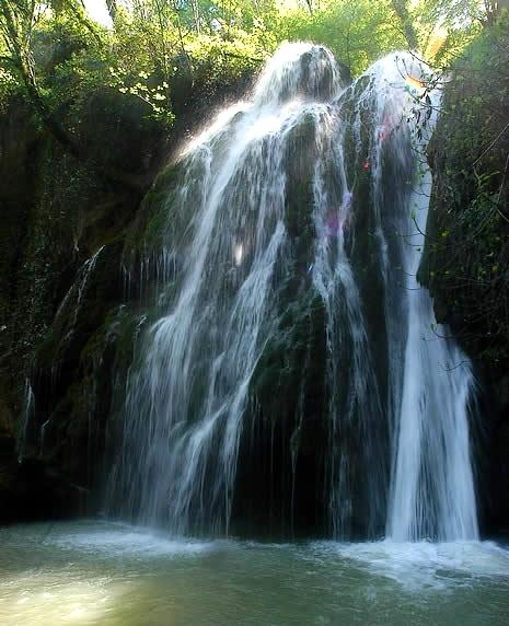 آشنایی با آبشارهای شیرآباد - گلستان