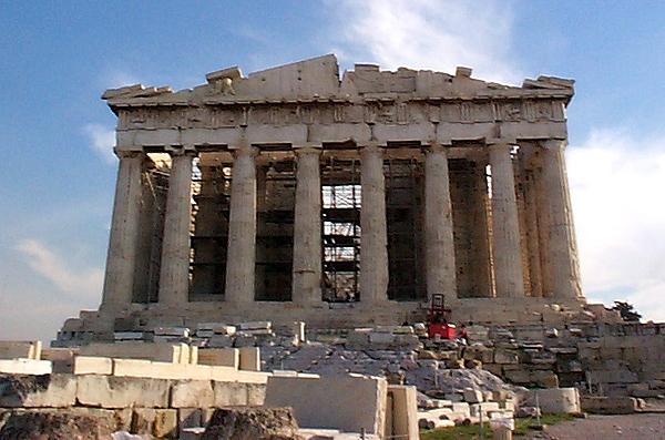 آشنایی با آکروپلیس - یونان