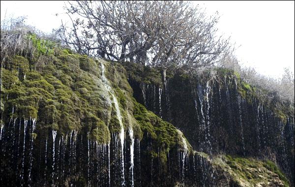 آشنایی با آبشار آسیاب خرابه - آذربایجان شرقی