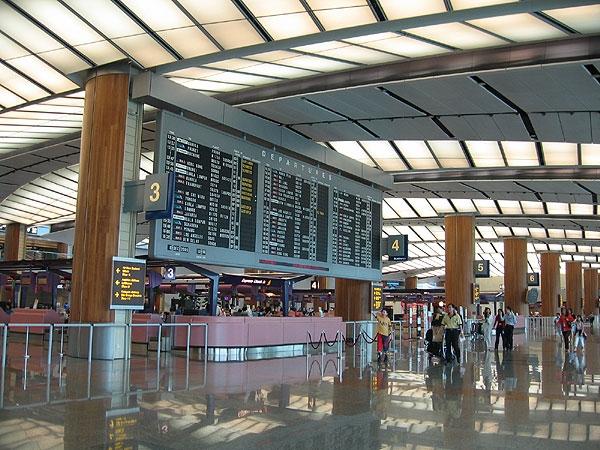 آشنایی با فرودگاه چانگی - سنگاپور
