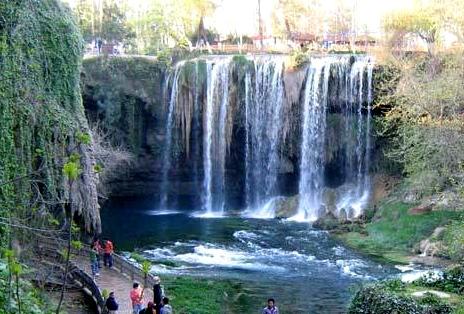آشنایی با آبشار ایج - مازندران