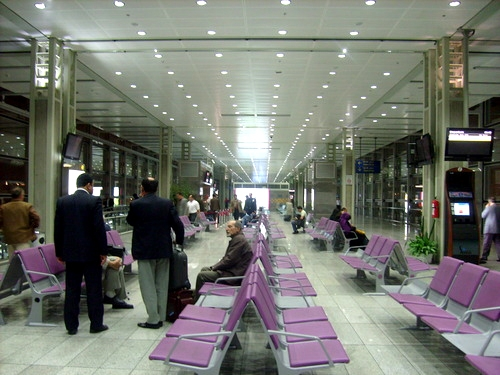 آشنایی با فرودگاه بینالمللی امام خمینی(ره) - ایران