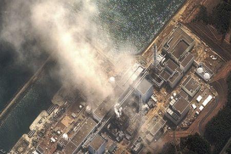 تعلیق فعالیت نیروگاه فوکوشیمای ژاپن
