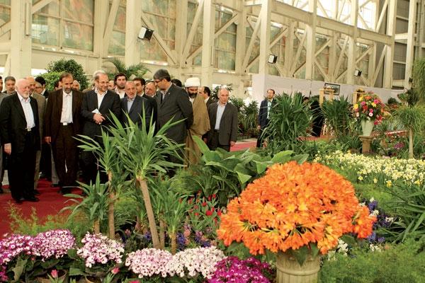 جشنواره گل و گیاه