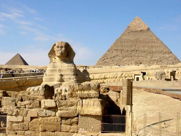 آشنایی با اهرام جیزه - مصر