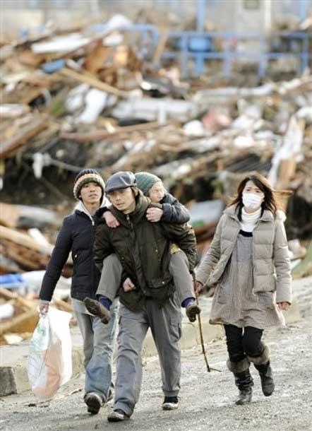 آشنایی با زلزلههای بزرگ ژاپن