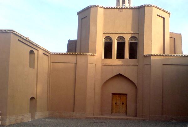 آشنایی با بزرگترین خانه خشتی گلی جهان - کرمان