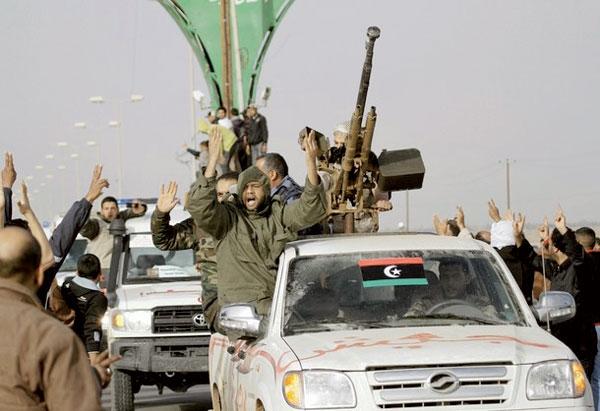 لیبی نا آرامی