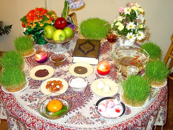 آشنایی با آیین کهن نوروز در آذربایجان غربی