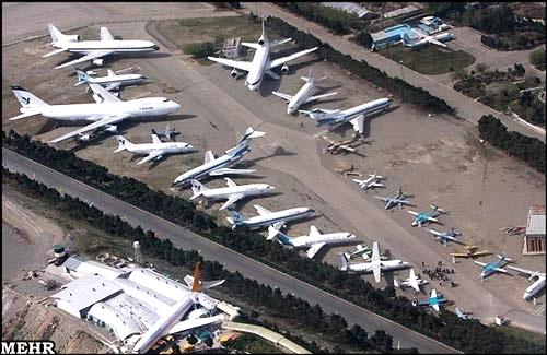 آشنایی با فرودگاه مهرآباد - ایران