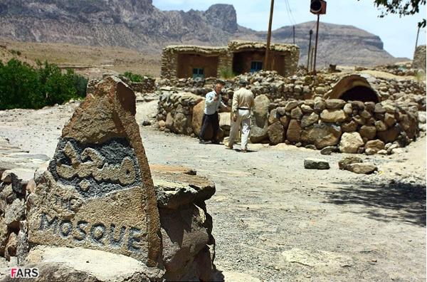 آشنایی با روستای تاریخی میمند - کرمان