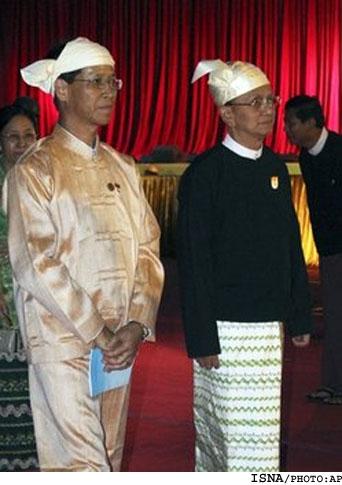 قدرت در میانمار به دولت غیرنظامی واگذار شد