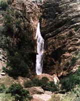 آشنایی با آبشار نوژیان - لرستان
