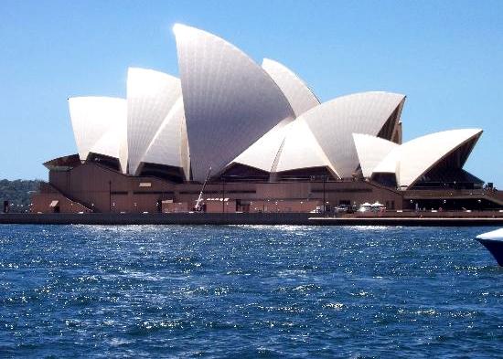 آشنایی با خانه اپرای سیدنی - استرالیا