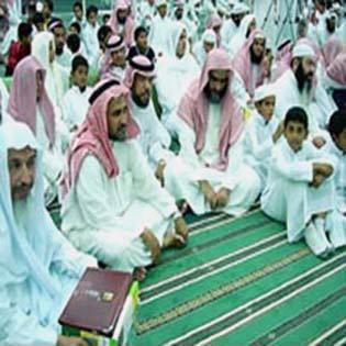 علمای عربستان نیز به معترضان پیوستند